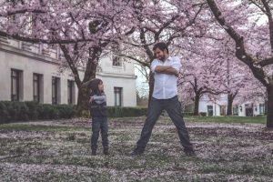 О поступке настоящего папы, даже если он - не отец ребенка