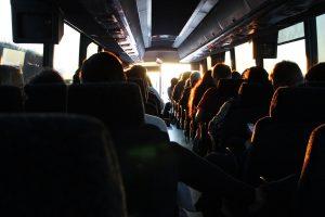 Смешная история об одной поездке в автобусе