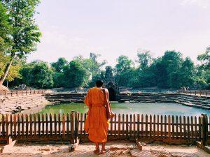История о том, как и почему мужчина решил стать монахом