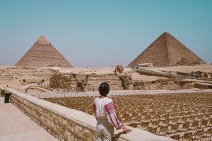 Интересные обычаи египтян