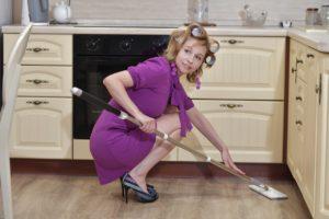"""Как говорила моя бабушка: """"Сковородки не должны сиять ярче, чем ты"""""""