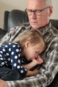 Как мы дочку с дедом оставили. Все о нас рассказала, еще и напридумывала
