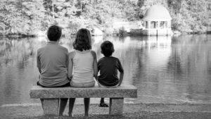 Не получается общаться с подругой из-за ее сына